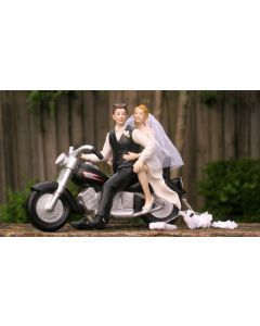 Motorcycle Cake Topper by Magical Day